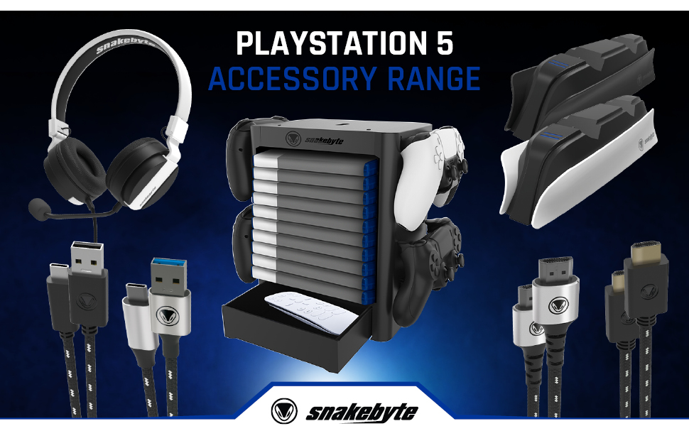 PS5 gaming headset