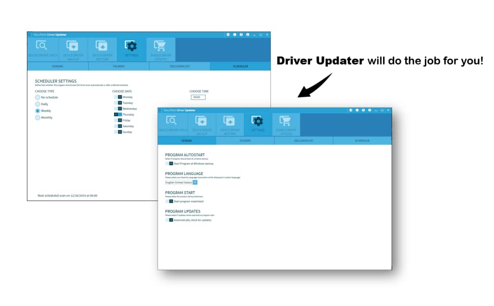 driver updater will do the job for you