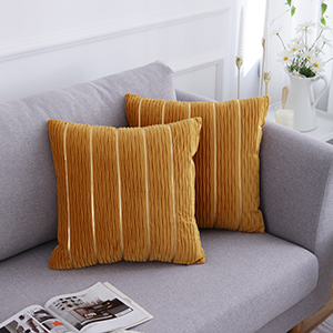square pillow covers