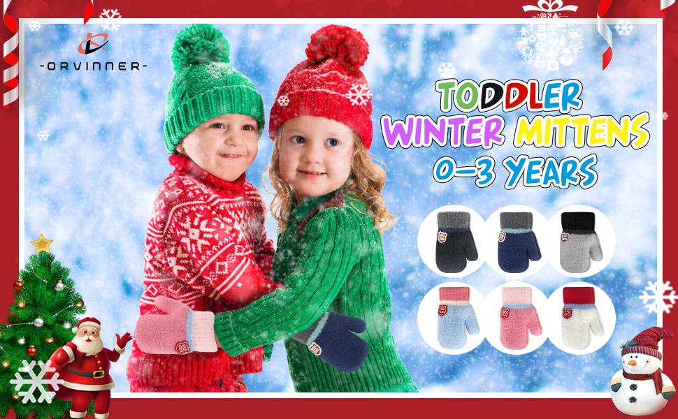 toddler gloves baby winter mittens for boys girls