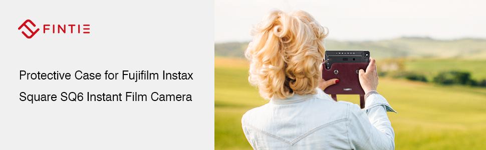Fintie hoes voor Fujifilm Instax SQ 6 EX D