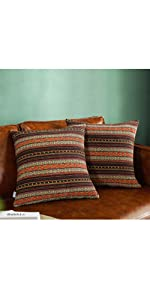 BOHO PILLOW COVERS