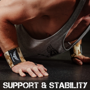 SUPPORT & STABILITY