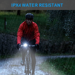 bike light waterproof