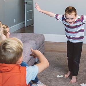 charades kids family game grandma fun