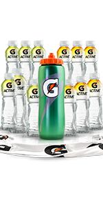Gatorade G Active Sports Drink Kit