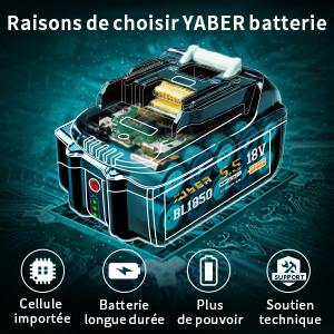 Makita 18V Batterie