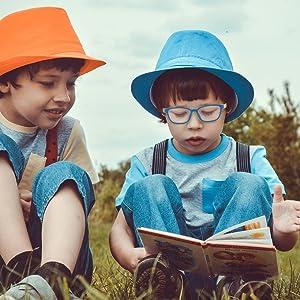 blue light glasses for teen girls
