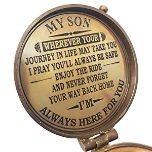 compass gifts for son