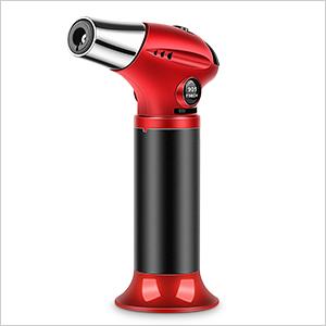 PUTOWUT K/üchenbrenne Flambierbrenner Feuerkraft Kann Eingestellt Werden f/ür Desserts Home K/üche BBQ Outdoor 360 /° Drehbar Zuverl/ässig Sicher