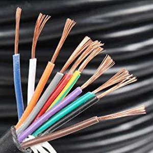 copper wire stripping