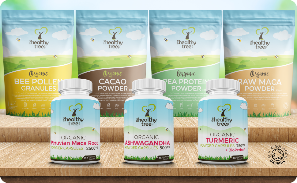TheHealthyTree Company - Organic Superfoods