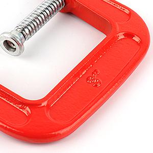 metal c clamp
