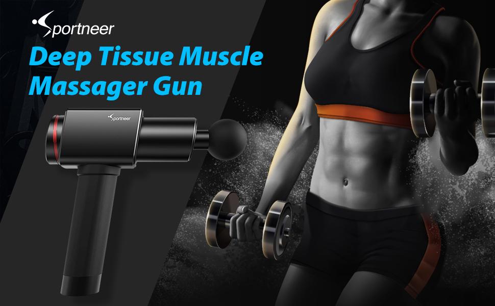 Sportneer Massage gun