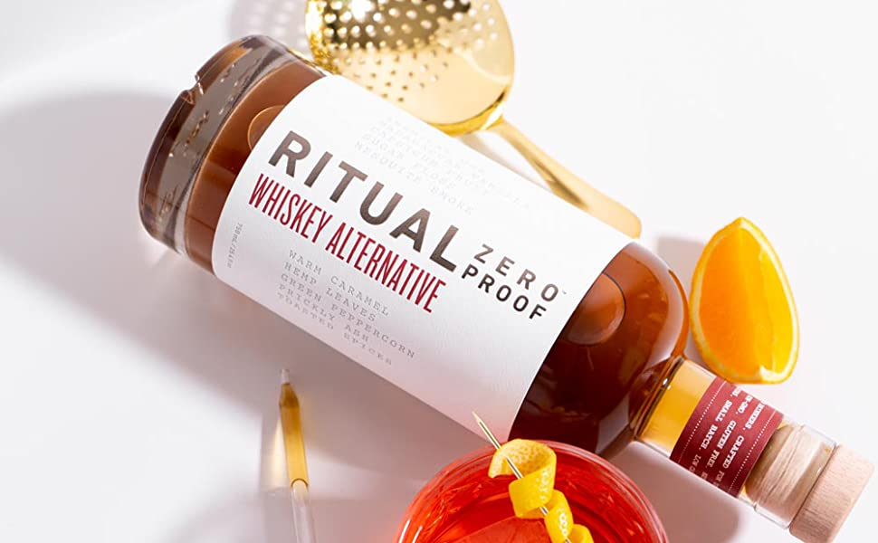 Ritual Zero Proof Whiskey