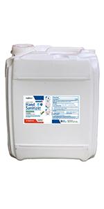 5 Gallon Liquid Scented Hand Sanitizer