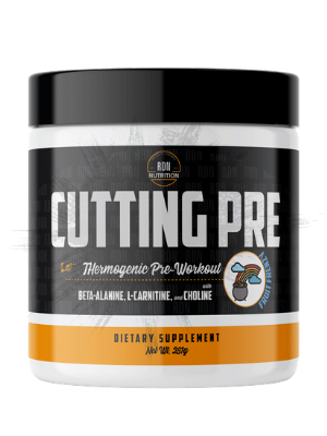 Thermogenic fat burning powder, cutting pre workout, ripped, pre workout for weight loss, fat loss,