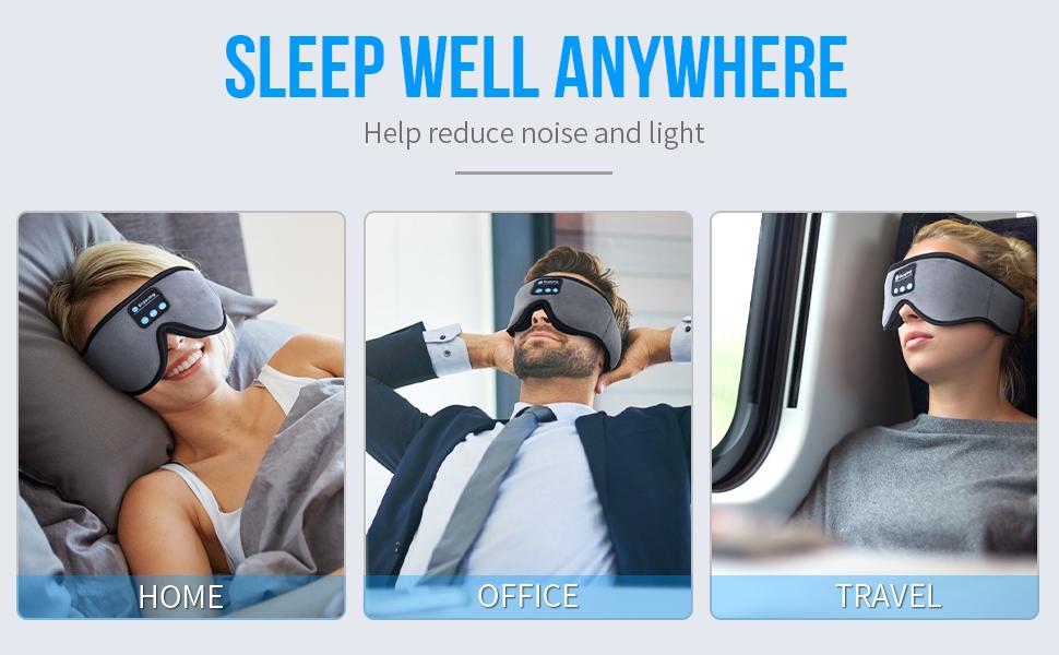 sleep headphones bluetooth sleeping headphones