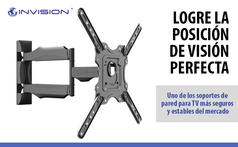 Invision HDTV-E Viewing Angles