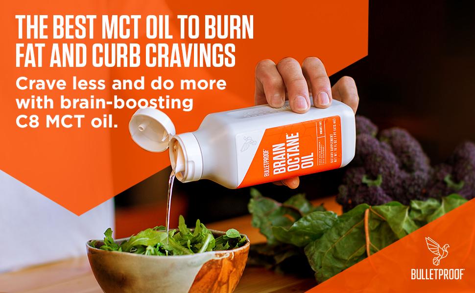 Bulletproof MCT oil bundle savings health wellness gut health brain support immune digestion