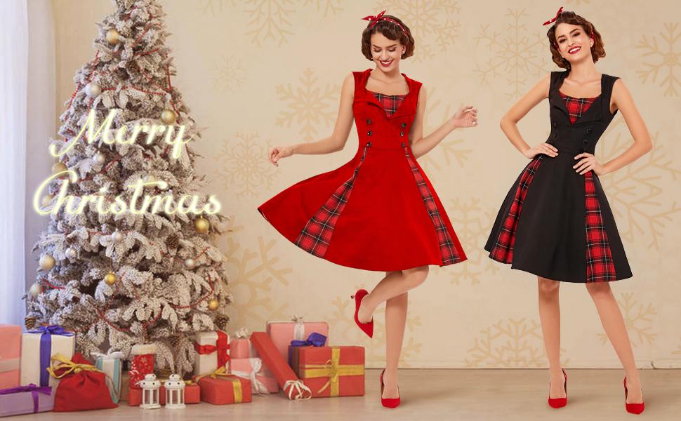 Killreal Christmas Dress