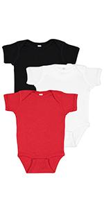 4400K 5 pack multi-pack bodysuit onesie fall gift baby value