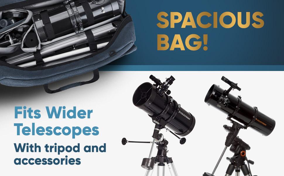 Telescope bag