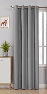 total blackout curtains