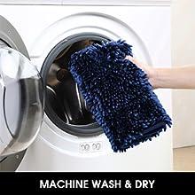 machine washable bath rug mat set
