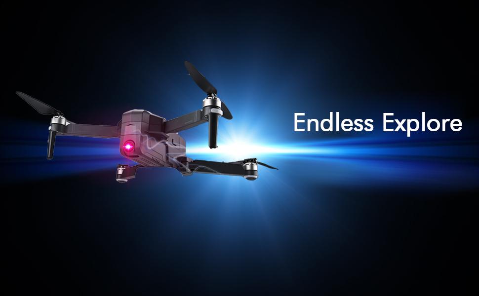 x7 4k camera drone