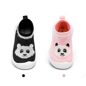 Panda sock shoes