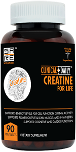 CLINICAL DAILY  Creatine for Life
