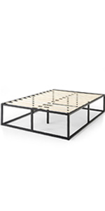Zinus Joesph Modern Studio Metal Steel Bed Frame Base Australia Cheap Online