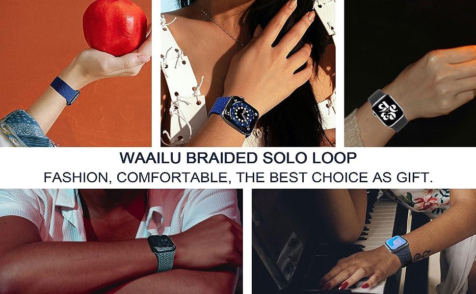 Braided Smartwatch Bands