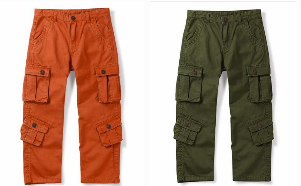 Pantalones para niños de 4 años