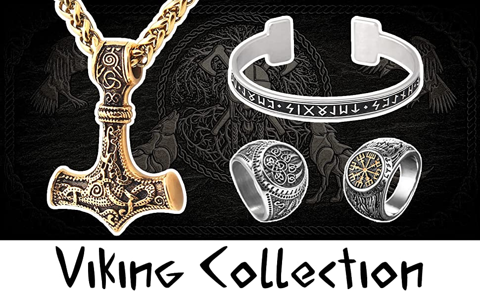 viking jewelry men women