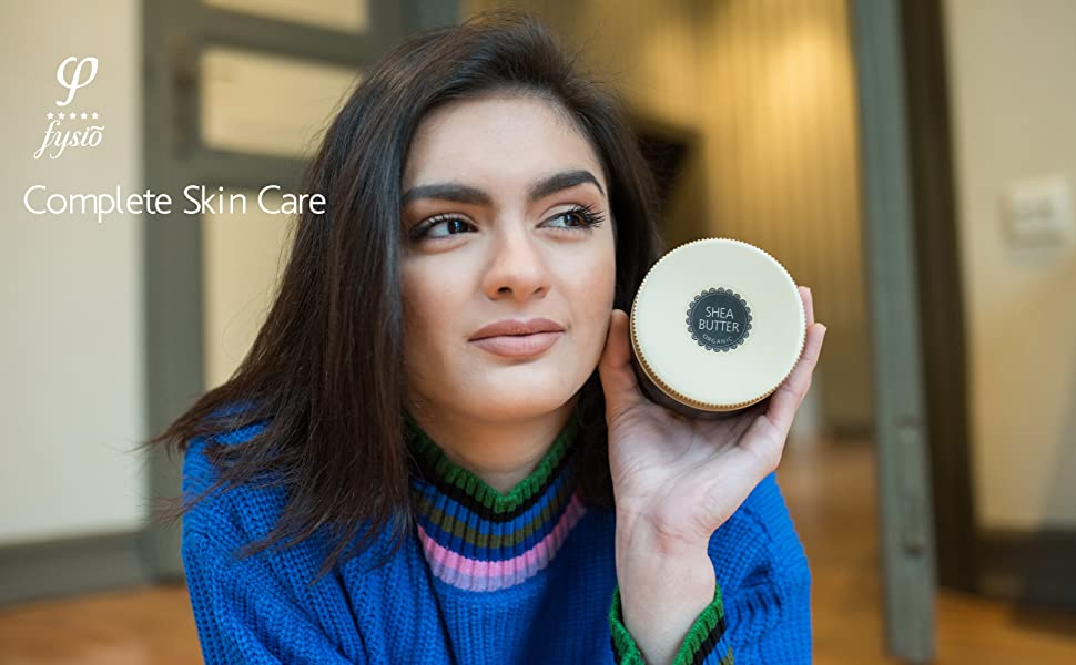 fysio moisturiser for dry skin beeswax olive oil argan jojoba shea butter body care skincare