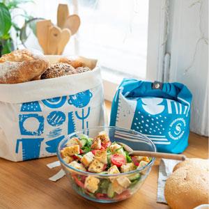 organic ecofriendly reusable food storage container