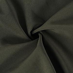 Outer fabrics