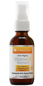 C serum, Vitamin e