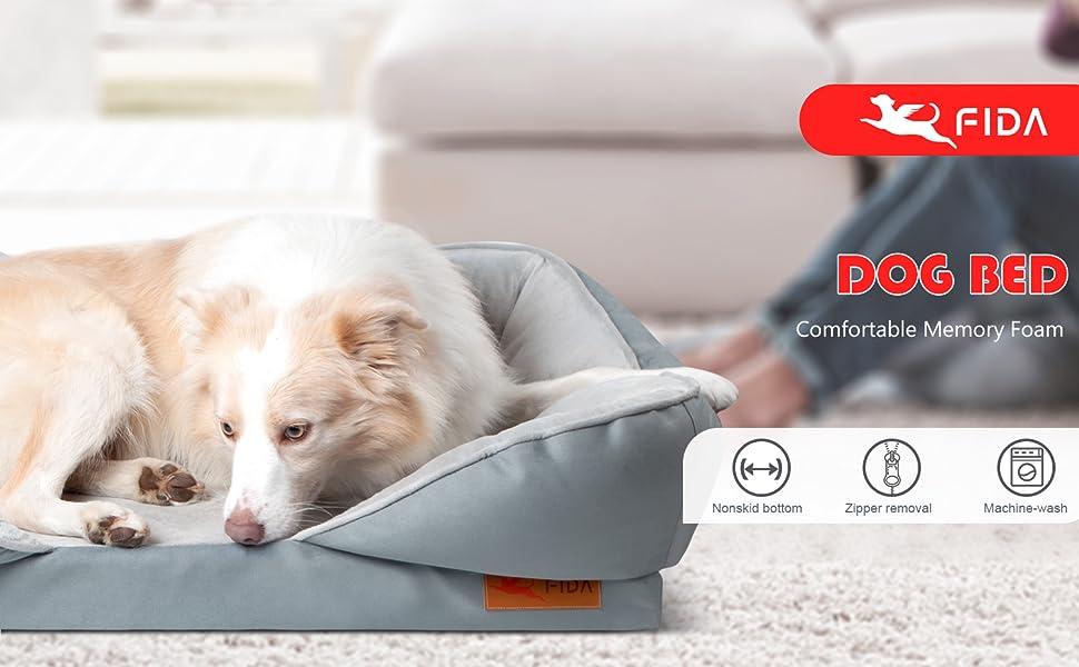 Fida dog Bed