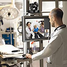 Remote medical treatment Camera