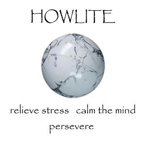 howlite yoga mala meditation white chakra balance moonlight focus cleanse buddha lotus sphere