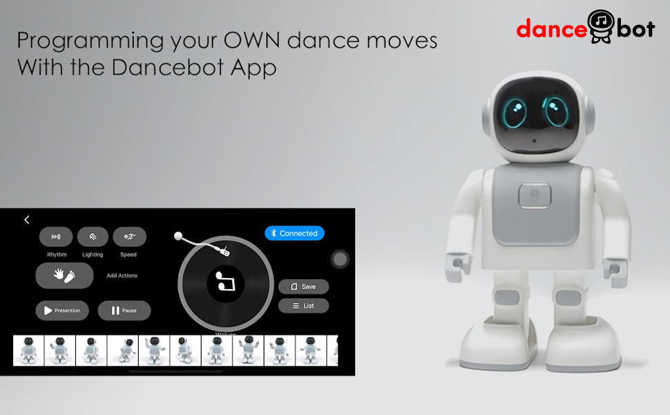 Dancebot Remote Control Toys programming for boys