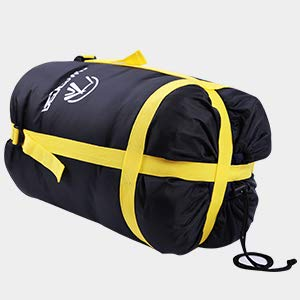 adult sleeping bag 4 season cotton winter warm compact fishing lightweight cold weather wide soft