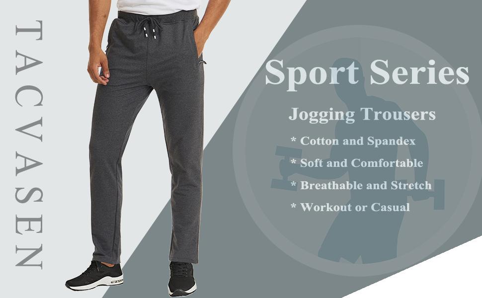jogging bottoms