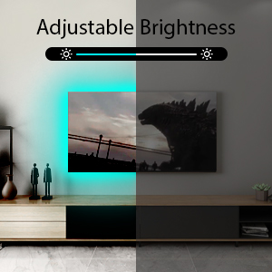Adjustable Brightness