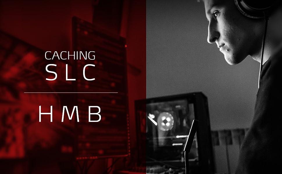 SPECTRIX S20G PCIE SSD RGB SLC CACHING