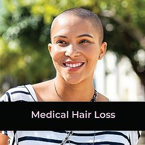wig grip wigrip velvet velcro velour prevents headaches non-slip breathable cancer bald hairloss