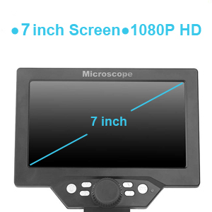 7 Inch 1080P LCD Screen